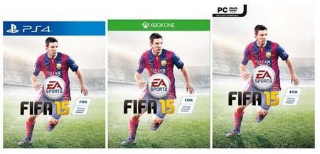 fifa15 cover