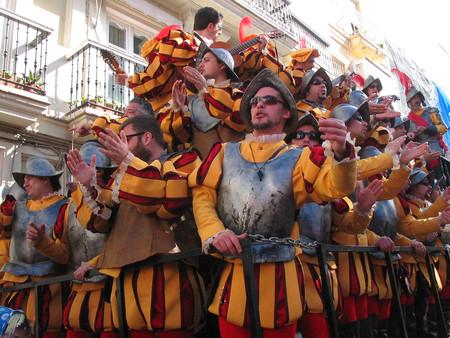 El tercio de Cádiz