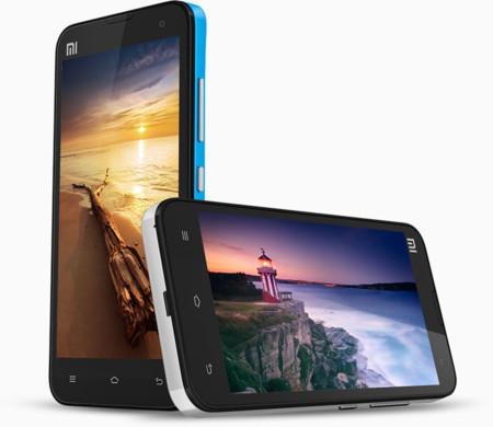 Xiaomi M2S pantalla