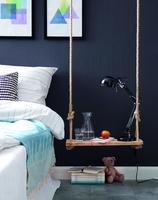 Hazlo tú mismo: pon un columpio en tu vida y en tu dormitorio