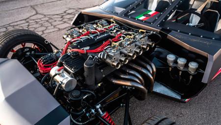 Lamborghini Espada CHD hot rod