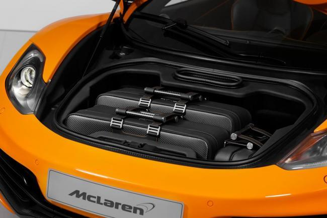Maletas McLaren