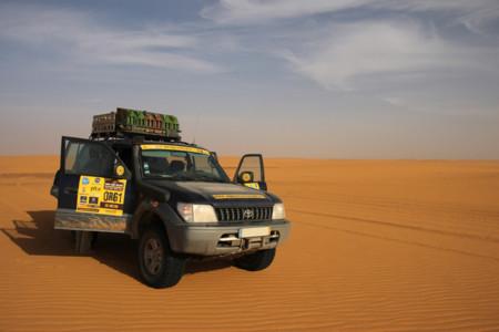 Desierto En Toyota 4x4 04
