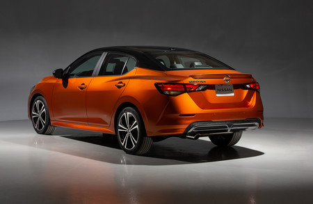 Nissan Sentra 2020 22
