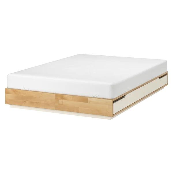 Mandal Estructura de cama con almacenaje