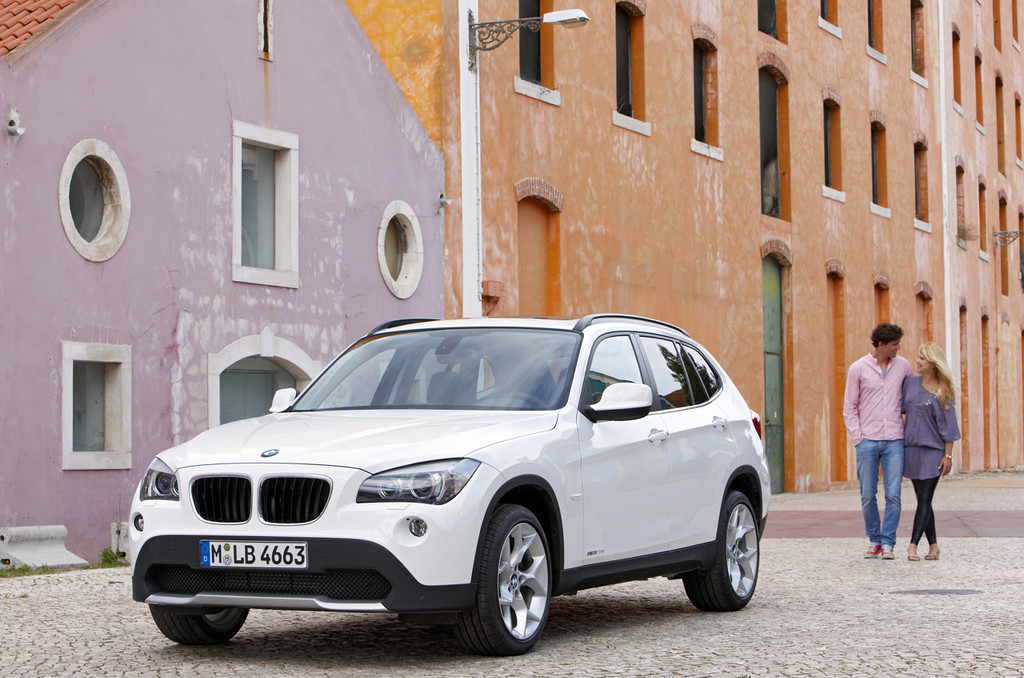 Foto de BMW X1 (55/120)