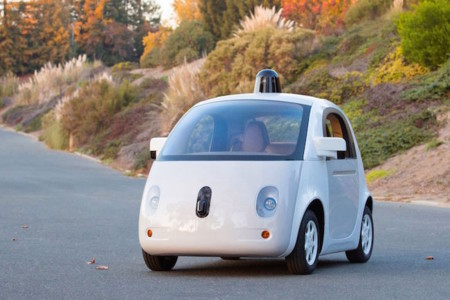 Google y Ford podrían crear una compañía enfocada en la fabricación de coches autónomos