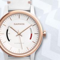 El elegante Vivomove de Garmin llega para controlar tu actividad y es compatible con Windows 10 Mobile