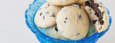 Cookies rellenas de Nutella, receta adictiva de galletas con chocolate