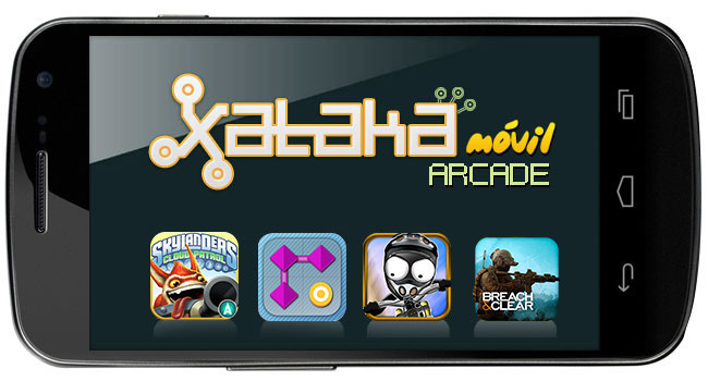Xataka Móvil Arcade Android