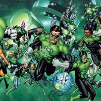 Geoff Johns escribirá y producirá la película de 'Green Lantern Corps'
