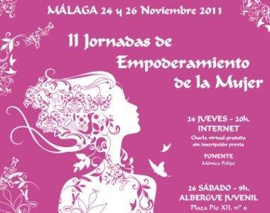 II Jornadas de Empoderamiento de la Mujer en Málaga