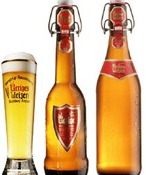Nueva cerveza para invidentes elaborada por Uerige