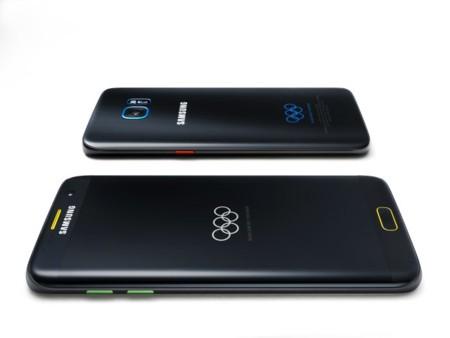 Samsung celebra la justa máxima del deporte con el Galaxy S7 Edge Olympic Games Edition