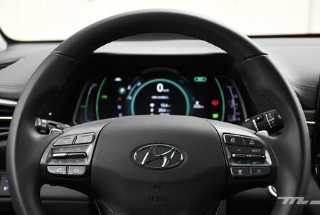 Hyundai Ioniq 2021 Hibrido Mexico Opiniones Prueba 16