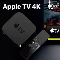 Regalarle a tu padre un Apple TV 4K de 64 GB te cuesta menos comprándolo en tuimeilibre por 199 euros