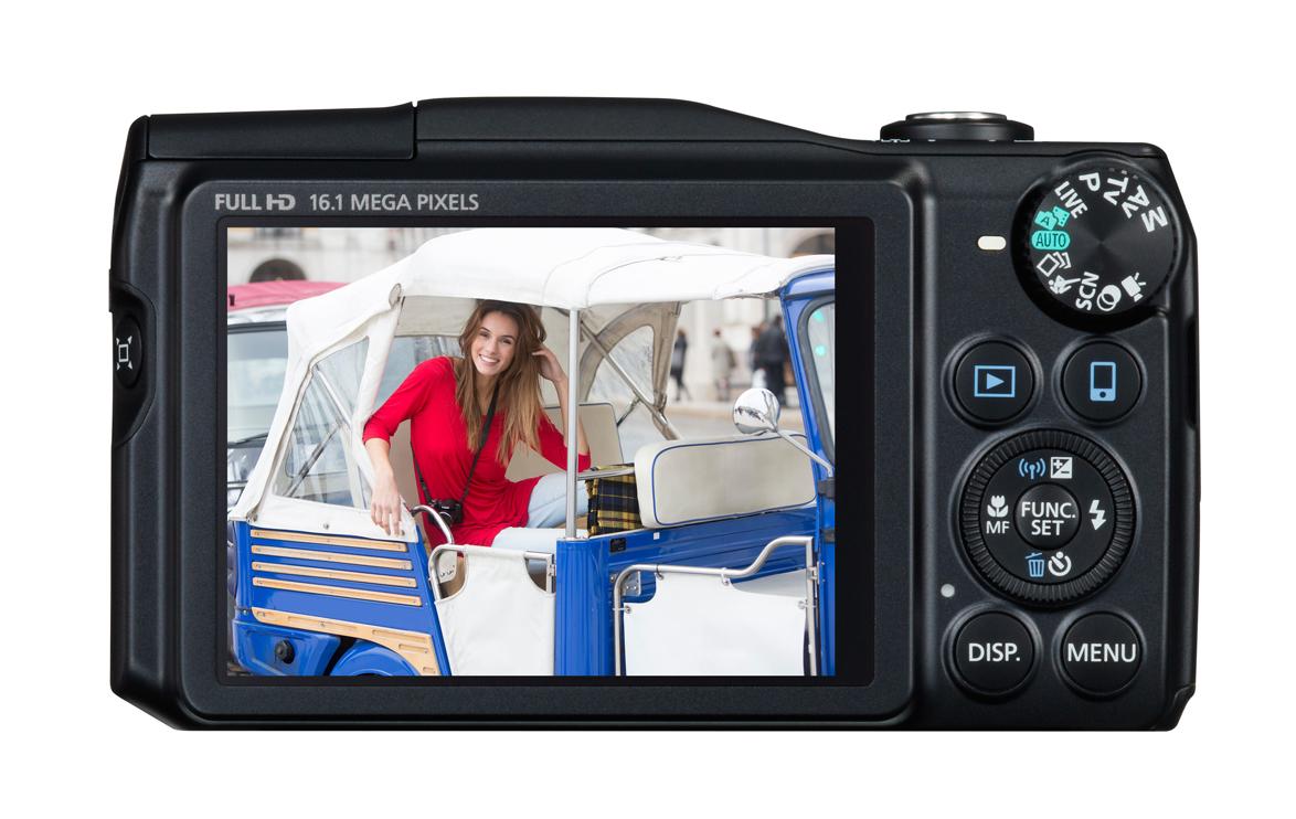 Foto de Canon PowerShot SX700 HS (3/8)
