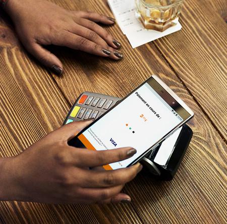 Los pagos móviles con Orange Bank