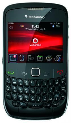 BlackBerry 8520 en el catálogo de puntos Vodafone