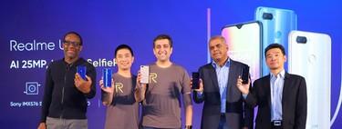 Realme: quién está detrás y por qué su estrategia para rivalizar con Xiaomi y Huawei puede funcionar