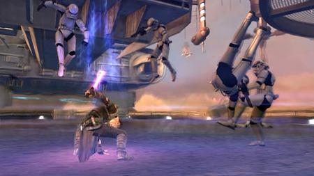 Nuevas imágenes de 'Star Wars: The Force Unleashed'