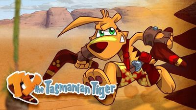 Windows 8 acogerá el regreso de 'Ty the Tasmanian Tiger'