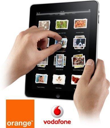 iPad con conexión 3G en España: Vodafone y Orange anuncian planes y Telefónica se guarda una carta