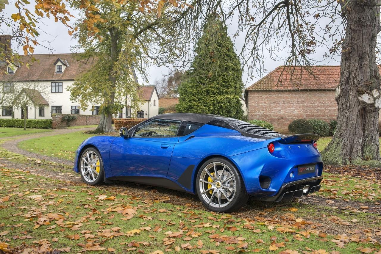 Foto de Lotus Evora GT410 Sport (1/11)