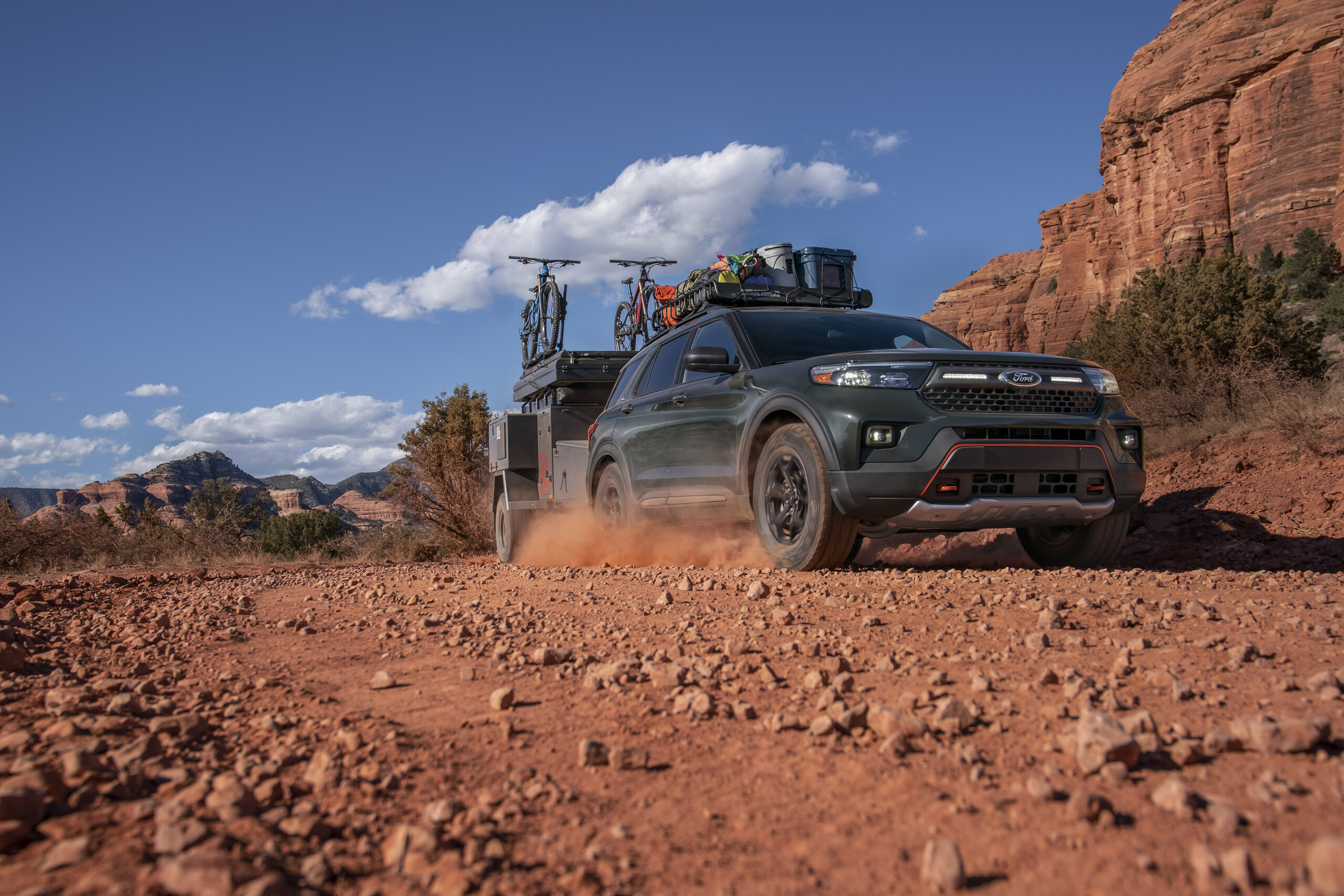 Foto de Ford Explorer Timberline (3/13)