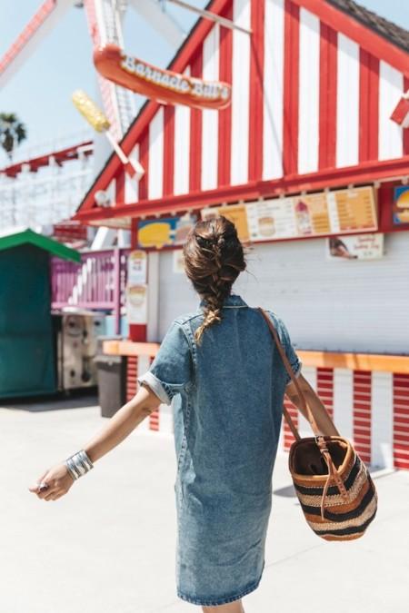 En busca del bolso perfecto de verano. Flechazos de shopping