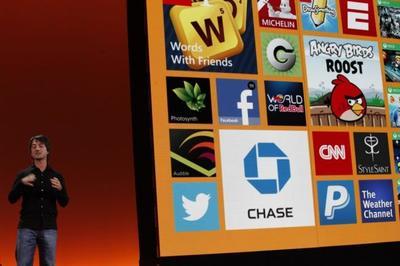 Windows 8 roza las 86.000 aplicaciones disponibles para Metro