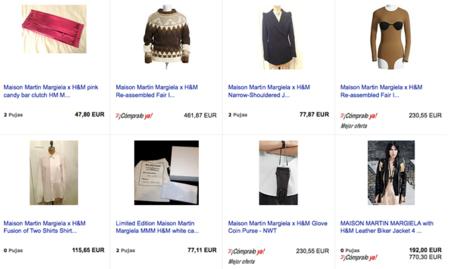 ¡Pues sí! ¡La colección de Maison Martin Margiela para H&M ya está en Ebay!