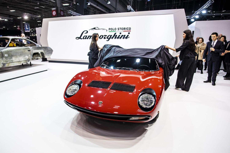 Foto de Lamborghini Miura SV de Jean Todt (9/37)