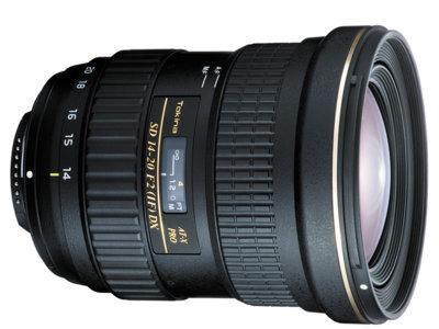Tokina presenta el AT-X 14-20mm F2 PRO DX, un nuevo objetivo gran angular para formato APS-C