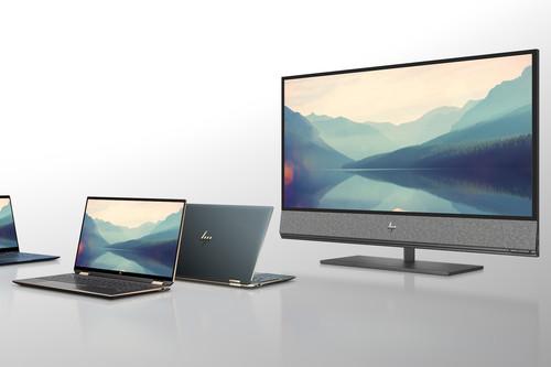 HP ahora tiene un todo-en-uno para profesionales que carga nuestro smartphone de forma inalámbrica y una laptop que se puede rastrear