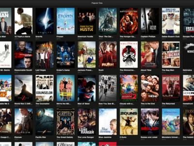 El culebrón de Popcorn Time: de crisis interna al cierre de Popcorntime.io