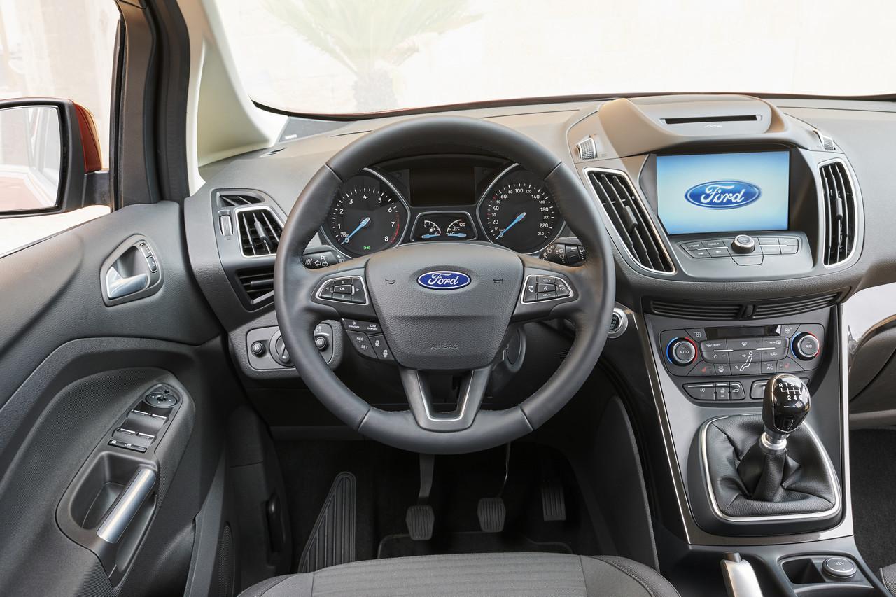 Foto de Ford C-MAX y Grand C-MAX 2015 (52/56)