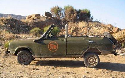 Renault 6 Cabrio-Allroad de 1984