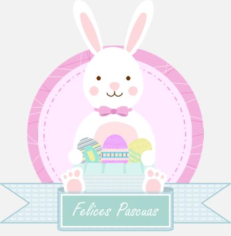 2 Conejo Pascua 2
