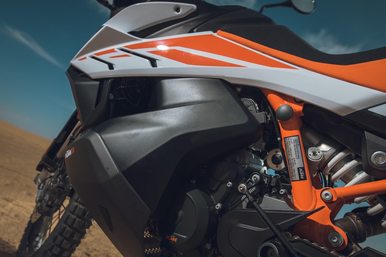 Foto de KTM 790 Adventure 2019, prueba (93/128)