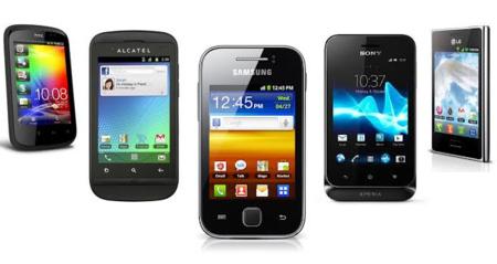 Cinco smartphones por poco más de 100 euros: ideas para regalar en Navidad