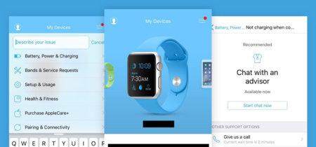 Apple está trabajando en una nueva app para mejorar aún más su servicio de asistencia técnica