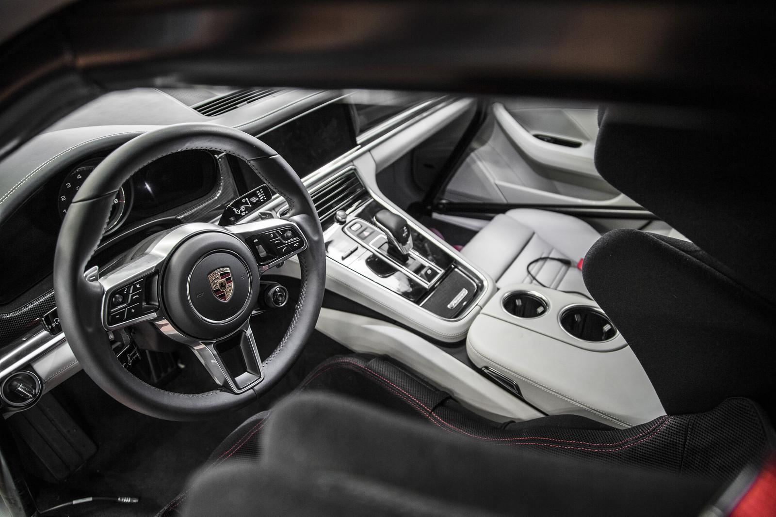 Foto de Porsche Panamera 2017 (78/130)
