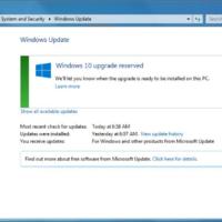 Un error hace que algunos usuarios no puedan cancelar la actualización a Windows 10