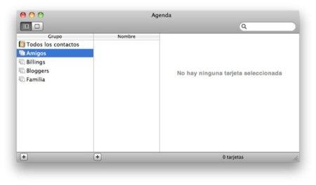Traslada todos tus contactos y direcciones de Windows a Mac OS X