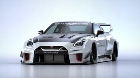 Liberty Walk ofrece un kit para el Nissan GT-R que te costará más que dos Nissan Maxima