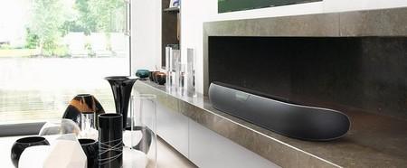 La barra de sonido Panorama 2 de B&W quiere hacerse un hueco en nuestros salones