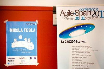 Crónica de la Conferencia Agile Spain 2011