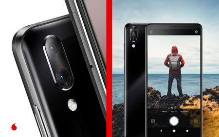 Vodafone Smart X9 Fotografia