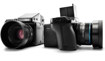 Más megapíxeles, es la guerra: esta cámara tiene un sensor de 100 Mpíxeles de Sony